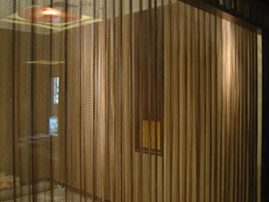 Metal Mesh Curtains Truji Architectural Mesh Co
