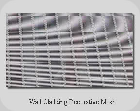 Wall Cladding Decorative Mesh